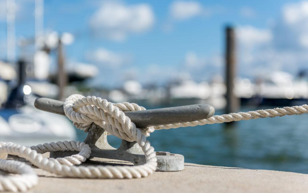Starta upp båten – tänk på det här